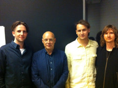 Owen Pallett, Brian Eno, Matt Smith, Rob Gordon